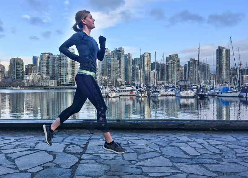 Burnaby Physiotherapy Running
