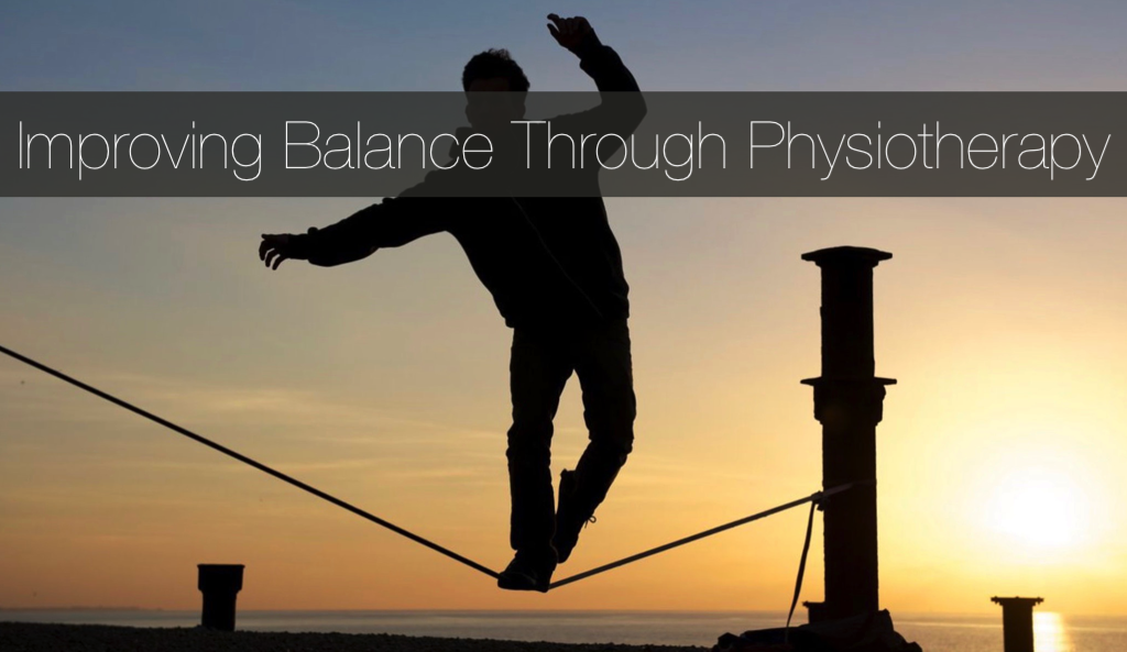 How to Improve Balance Physiotherapy