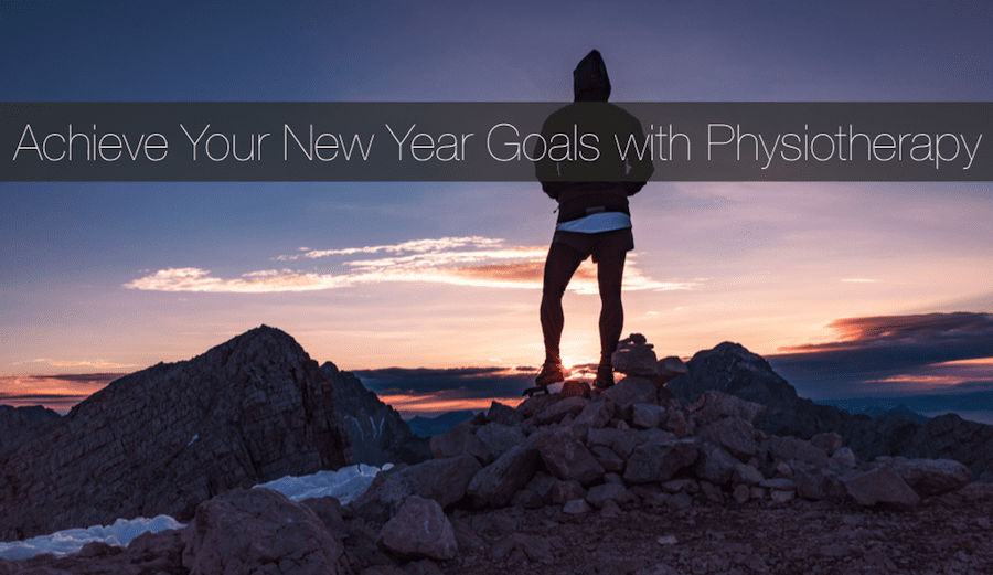 New Year Resolutions Physiotherapy